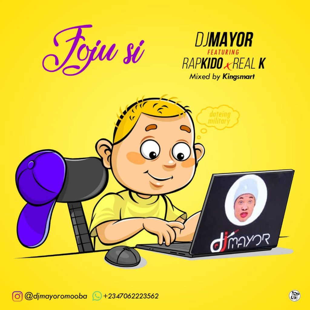 [MUSIC] Dj Mayor Ft Rapkido & Real K - Fojusi