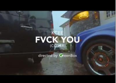 Music: Kcee – Fvck You (Cover)