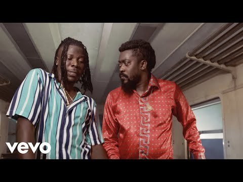 Video: Stonebwoy Ft. Beenie Man – Shuga