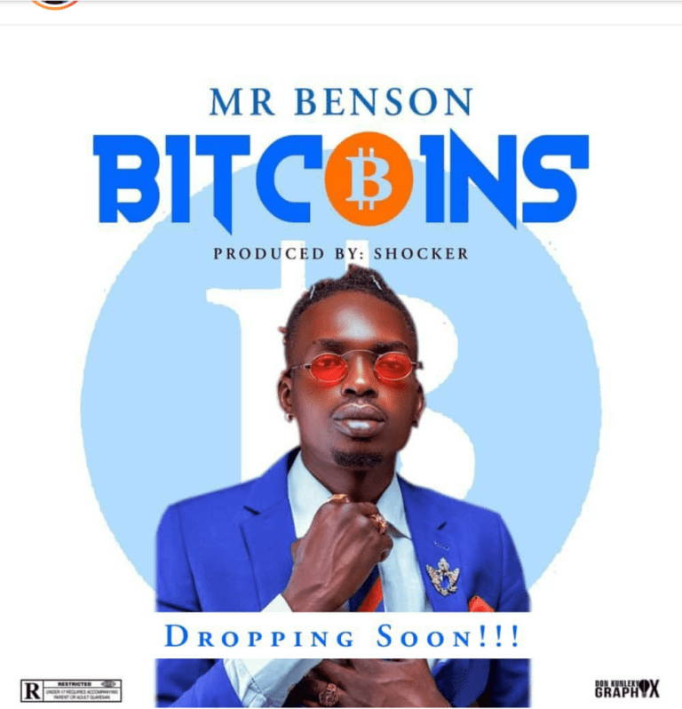 Music: Mr Benson – Bitcoins (Prod. By Shocker)