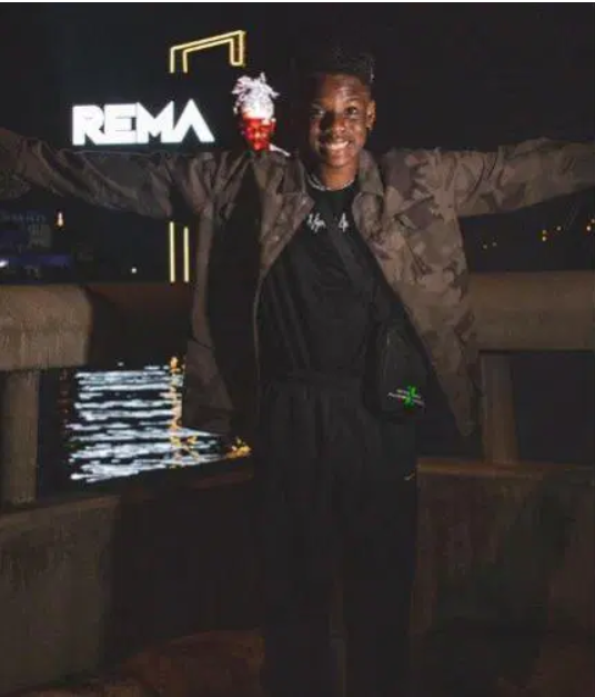 Music: Rema – Why