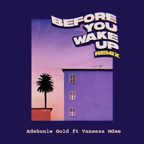 Music: Adekunle Gold – Before You Wake Up (Remix) Ft. Vanessa Mdee