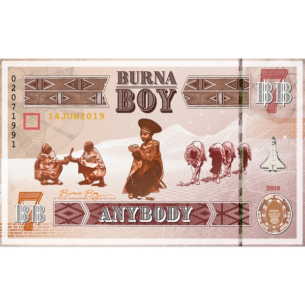 Music: Burna Boy – Anybody