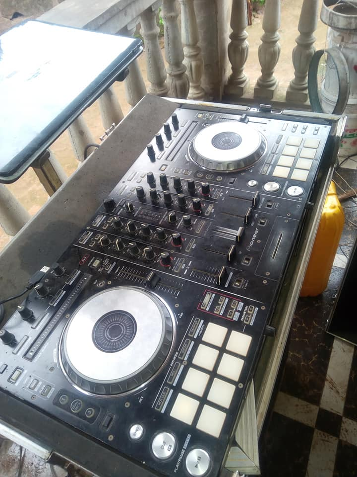 DJ DRE – Thank you Lord for the journey so far – says on facebook – DJ dre : (Damilare Oshinubi)