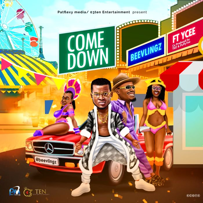Music: Beevlingz Ft. Ycee – Come Down