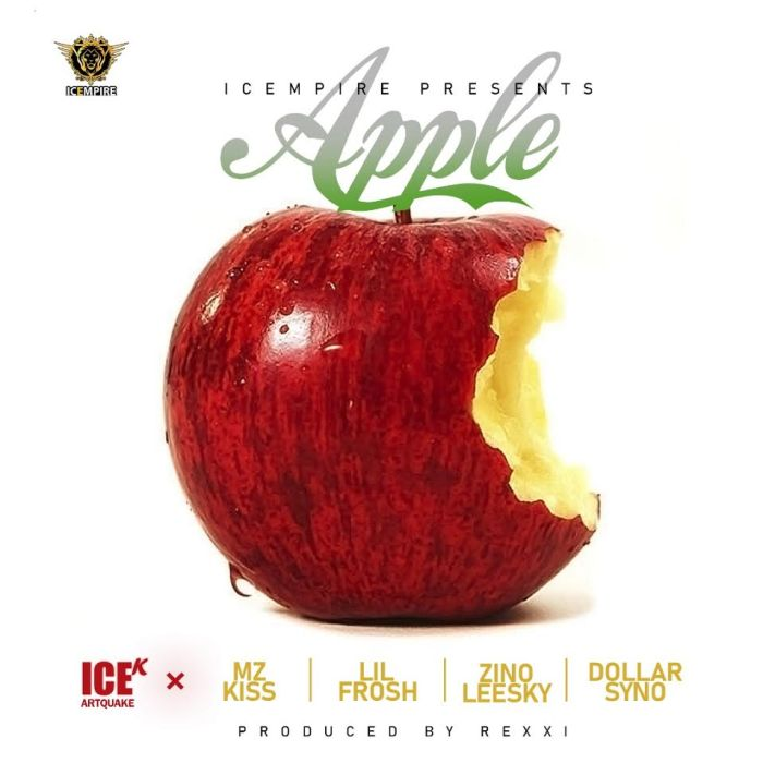 Music: ICE-K ArtQuake Ft. Mz Kiss, Lil Frosh, Zinoleesky, Dollarsyno – Apple