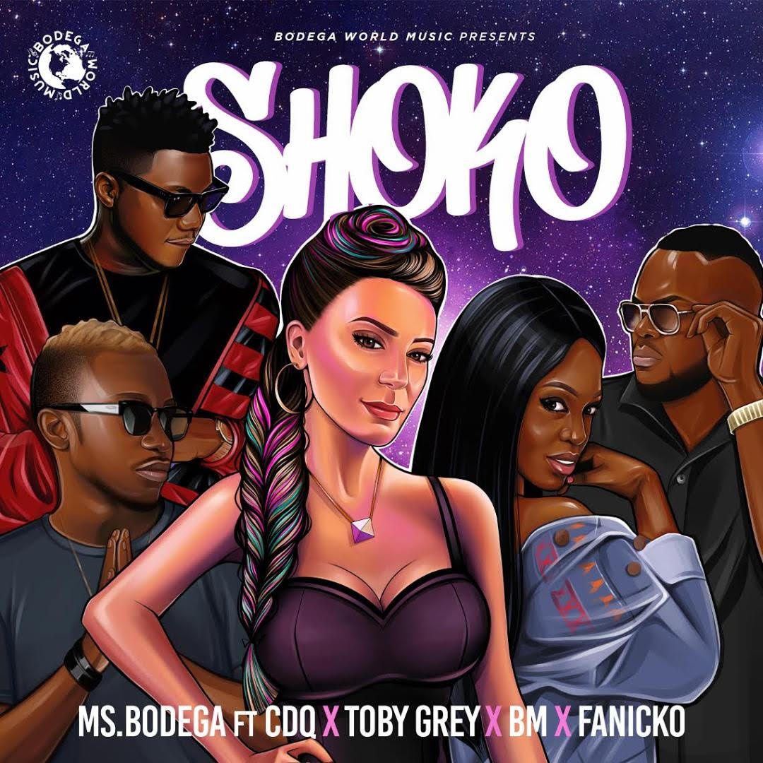 Music: Ms. Bodega ft. CDQ , BM, Fanicko & Toby Grey - Shoko