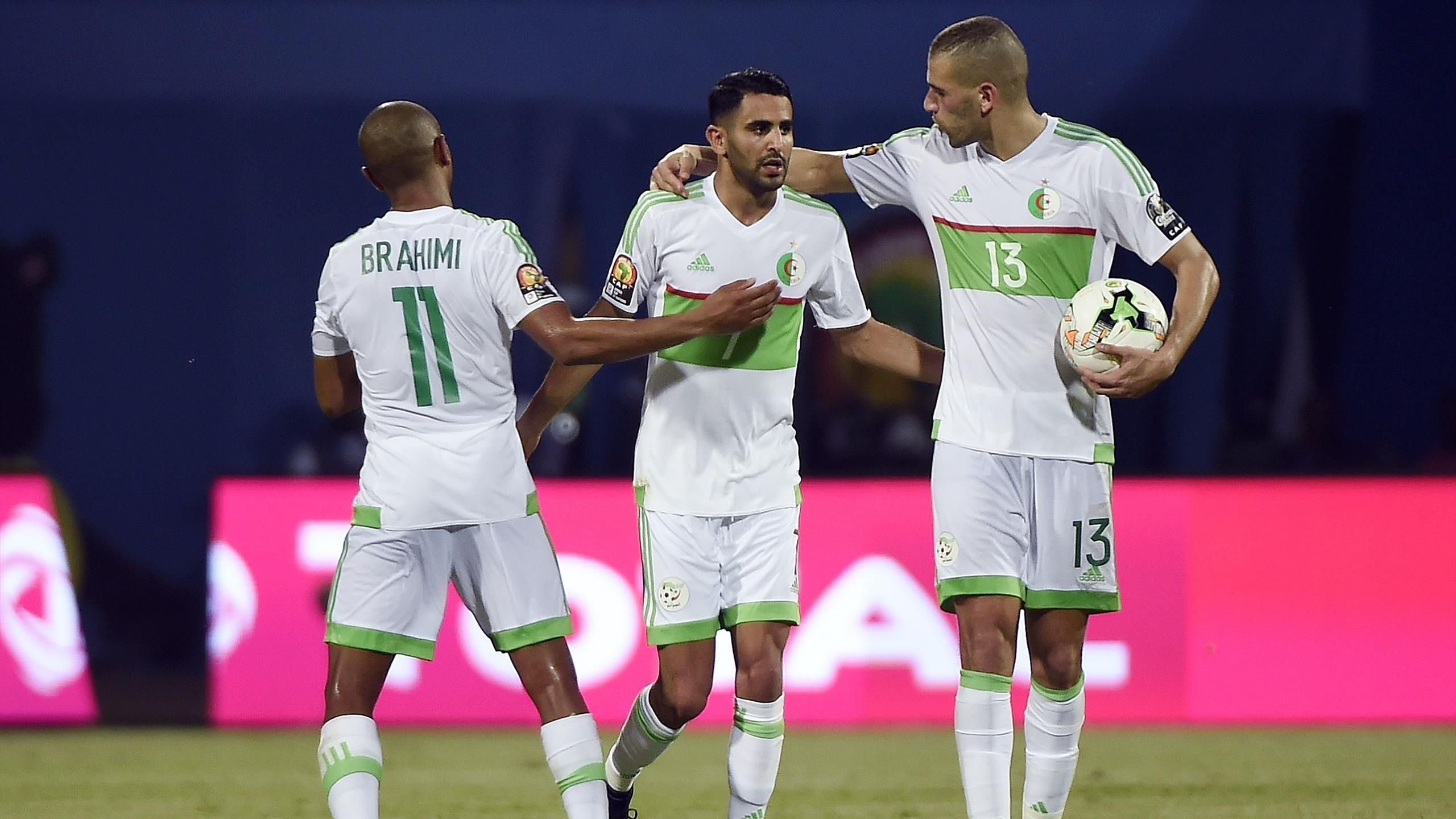 Bad news for Algeria ahead of Super Eagles clash