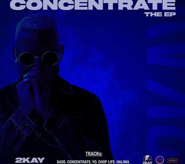 DOWNLOAD : Mr 2Kay – Concentrate (EP)