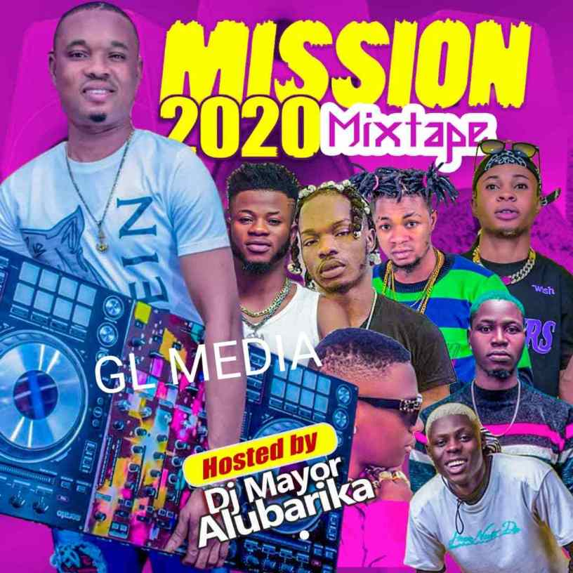 Mixtape: DJ Mayor – Mission 2020 Mix