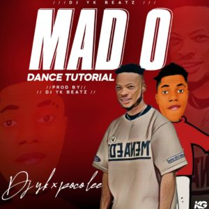 Pocolee X Dj Yk - Mad O Tutorial Dance