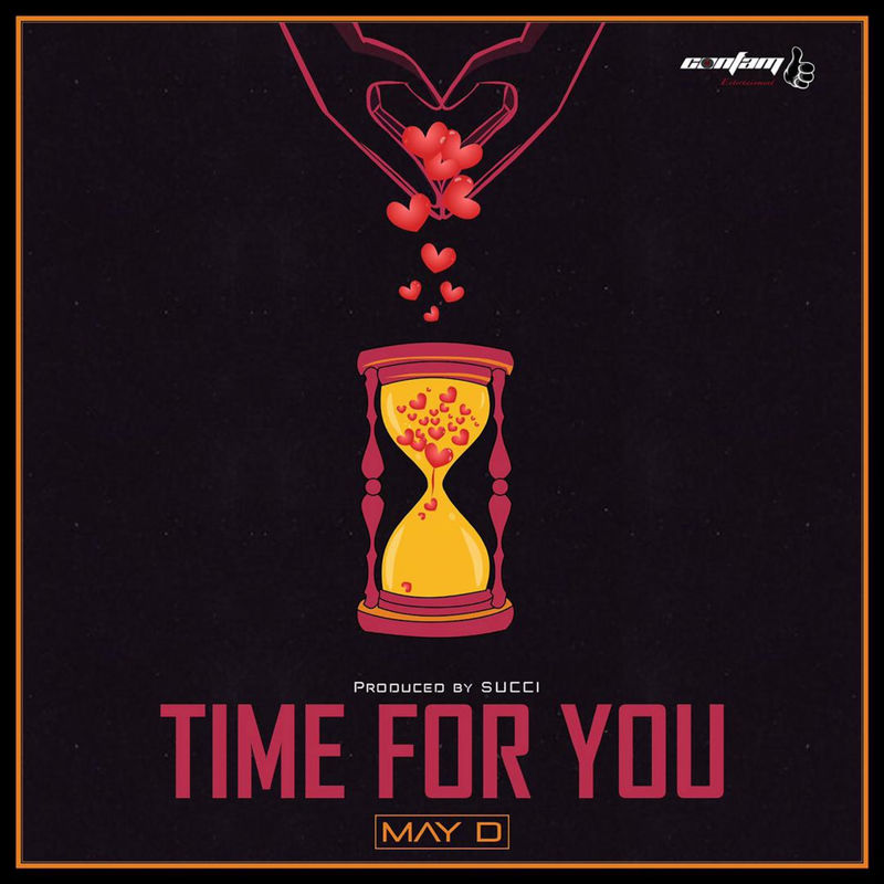 Music: May D – Time For You