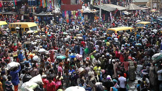 Lagos, Edo, Osun shut Down Markets