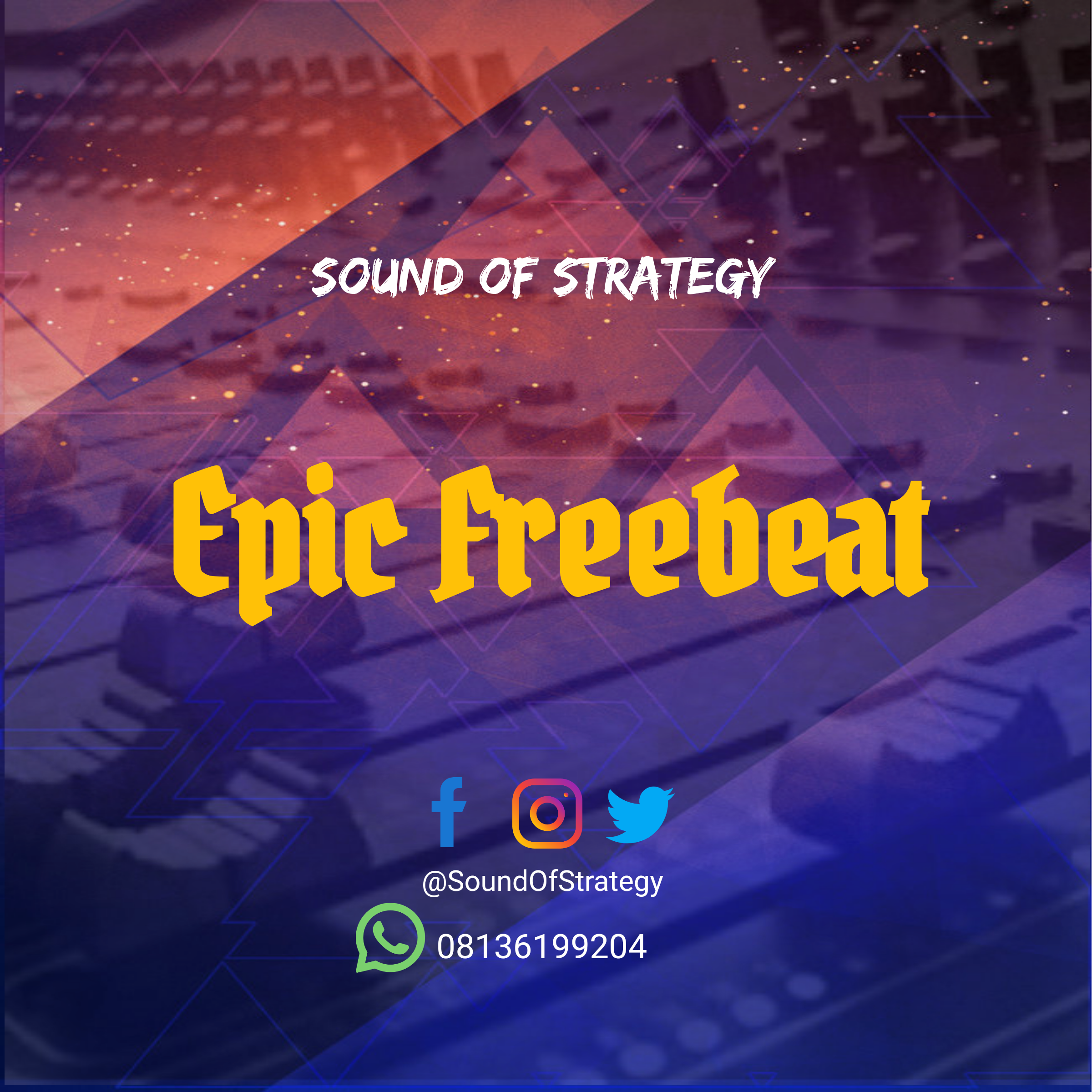 FREE BEAT: Sound of Strategy - Epic