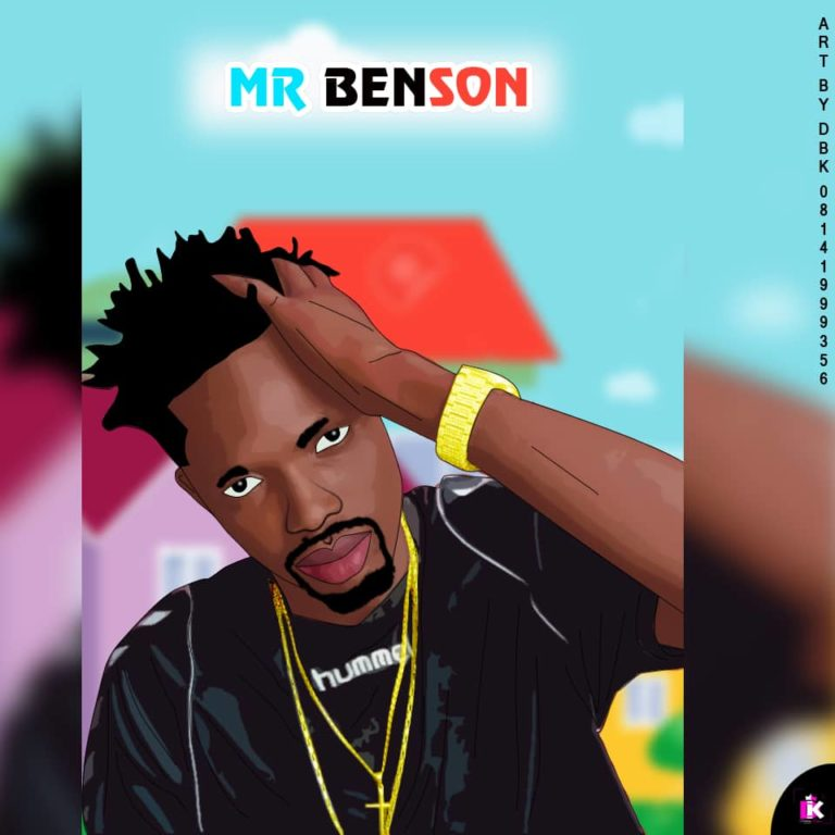 Mr Benson – Gbowo Lo (Different Freestyle)