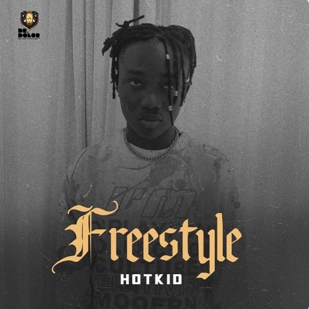 Hotkid - Shoot Your Shot ( Freestyle)